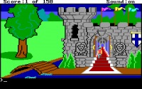 Room 2, King's Quest: Quest for the Crown